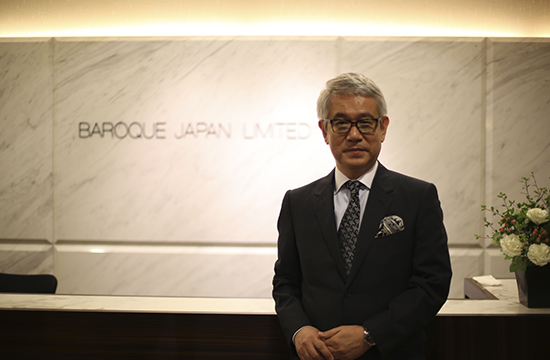 Baroque Japan Limited Hiroyuki Murai