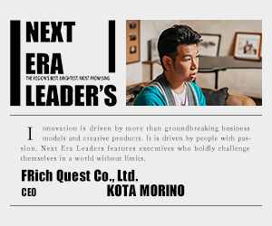 NEXT ERA LEADER'S FRich Quest株式会社 森野広太
