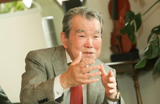 Shigeomi Niinou