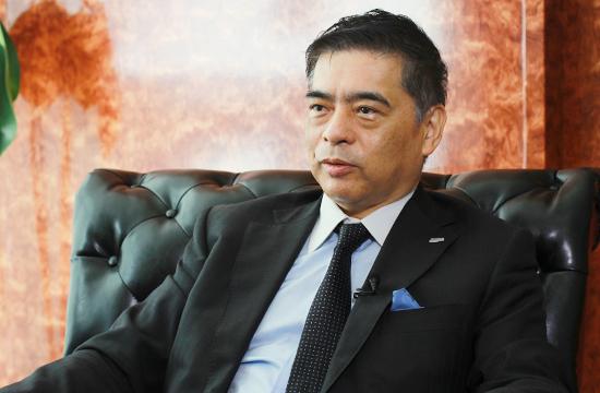 株式会社アクアバンク 竹原隆